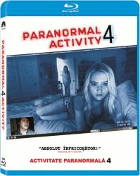 PARANORMAL ACTIVITY 4 BluRay 2012