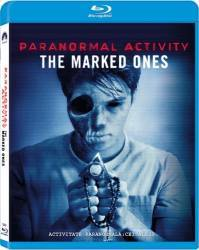 Paranormal Activity The Marked Ones BluRay 2014 Filme BluRay