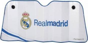 Parasolar auto Mammooth Real Madrid 145x100 cm