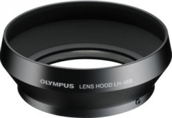 Parasolar Olympus LH-48B pentru M.ZUIKO DIGITAL 17mm 1 1.8 Accesorii Obiective