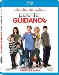 PARENTAL GUIDANCE BluRay 2012 Filme BluRay