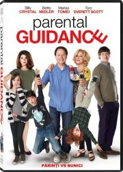 Parental guidance DVD 2012 Filme DVD
