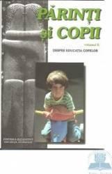 Parinti si copii vol. II. Despre educatia copiilor - Simeon Kraiopoulos