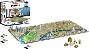 PARIS Puzzle 4D Cityscape Jucarii Interactive