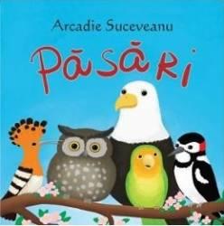 Pasari - Arcadie Suceveanu