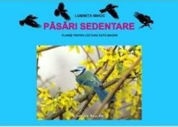 Pasari sedentare - Planse - Luminita Mihoc Carti