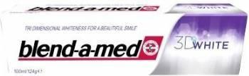 Pasta de dinti Blend-a-Med 3D White 100ml Accesorii ingrijire dentara