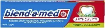 Pasta de dinti Blend-a-Med Anticavity herbal 100ml Accesorii ingrijire dentara