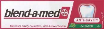 Pasta de dinti Blend-a-Med Anticavity mild fresh 100ml Accesorii ingrijire dentara