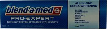 Pasta de dinti Blend-a-Med Pro-Expert All in 1 Extra Whitening 100ml