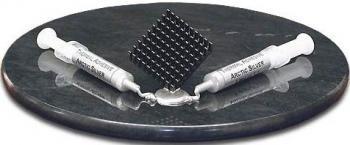 Pasta termoconductoare Arctic Silver Adhesive 2 x 3.5 grame Pasta termoconductoare