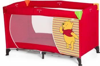 Pat Voiaj Dreamn Play Pooh Spring Brights Red Patut bebe,tarcuri si saltele