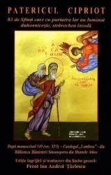 Patericul cipriot - Ion Andrei Tarlescu Carti