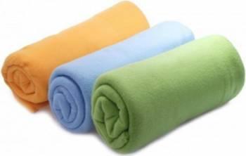Patura Fleece Nova House 130x160 cm Multicolor Cuverturi & Paturi