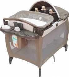 Patut Contour Electra Deluxe B in For Bear Graco Patut bebe,tarcuri si saltele