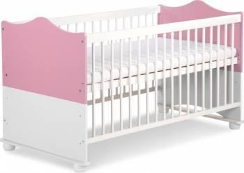 Patut Transformabil Pentru Copii PRINCESS Patut bebe,tarcuri si saltele