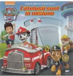 Paw Patrol Catelusii sunt in misiune