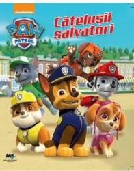 Paw Patrol Catelusii salvatori
