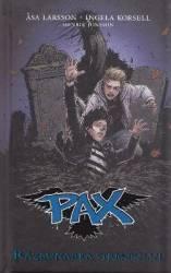 Pax Razbunarea strigoiului - Asa Larsson Ingela Korsell