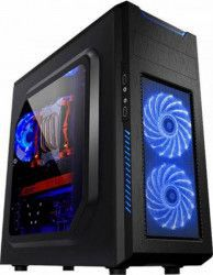 pret preturi PC Gaming Diaxxa Light X AMD Ryzen 3 1300X 3.5GHz 1TB HDD+240GB SSD 8GB DDR4 GTX 1050Ti 4GB GDDR5 128bit