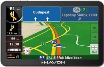 pret preturi GPS NAVON N670 + Harta Europei cu iGO 8