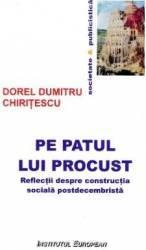 Pe patul lui Procust - Dorel Dumitru Chiritescu