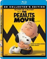 Peanuts movie Combo (3D+2D) BD 3D Filme BluRay 3D