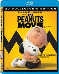 PEANUTS MOVIE, THE Combo (3D+2D) BD 3D Filme BluRay 3D