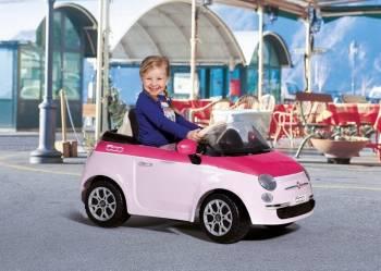 Peg Perego - Fiat 500 PinkFucsia