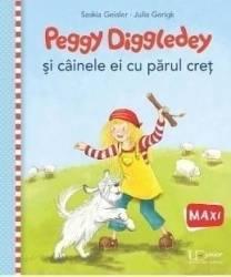 Peggy Diggledey si cainele ei cu parul cret - Saskia Geisler Julia Gerigk