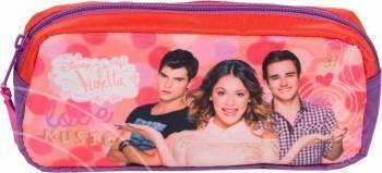 Penar Un Compartiment Disney Violetta 10x20x4 Cm