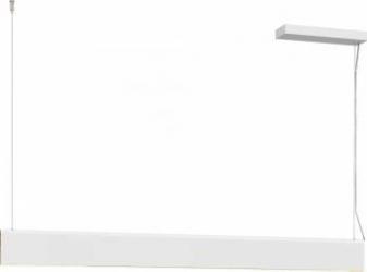 Pendul Lirio Piega Luce 1400, 66x0.5W, Alb Corpuri de iluminat