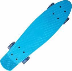 Penny Board Action Xpload II ABEC-7, PU, Aluminium, 100 KG Albastru Penny Board