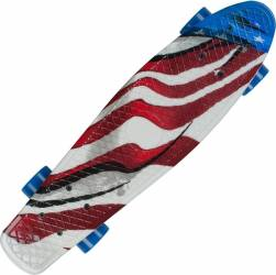 Penny Board Action Xpload II ABEC-7, PU, Aluminium, 100 KG American Flag Penny Board