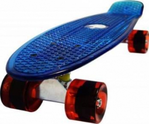 Penny Board Mad Abec-7 Crystal Blue 57 Cm