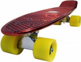 Penny board Mad Abec-7 Metal Red 57 cm Penny Board