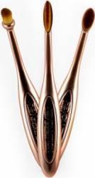 Pensula de make-up Makeup Revolution London Precision Eye Set Accesorii Cosmetice