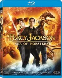 Percy Jackson Sea Monsters BluRay 2013