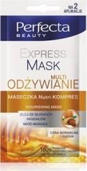 Perfecta Beauty Express Mask - Masca hranitoare 10 ml Produse pentru ten