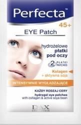 Perfecta Plasturi pentru zona ochilor 45+ 2 buc Produse pentru ten