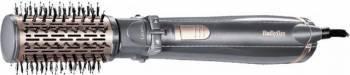 Perie rotativa BaByliss BeLiss AS250E 1000W Ionizare Perie 50 cm ceramica 4 Accesorii 2 Setari temperatura Gri Aparate de coafat