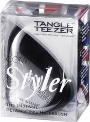 Perie Tangle Teezer Compact Silver