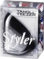Perie Tangle Teezer Compact Silver Aparate de coafat