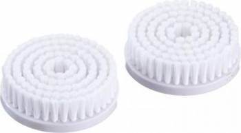 Perii din microfibra Silk'n Refill Brushes Regular SCR2PEUW001 Alb Accesorii Aparate Ingrijire ten