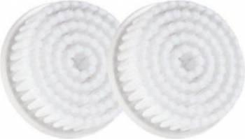 Perii Silk'n Refill Brushes Regular for Silk'n Pure Alb Accesorii Aparate Ingrijire ten