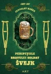 Peripetiile bravului soldat Svejk Carti Cult - Jaroslav Hasek Carti