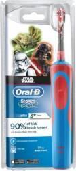 Periuta de Dinti Electrica Oral-B pentru Copii D12.513 Vitality Editie Star Wars Periute electrice si irigatoare