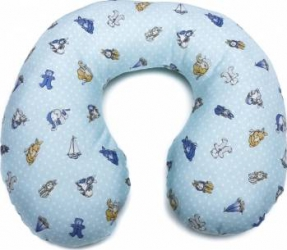Perna calatorie Little Traveller Bleu Fiki Miki
