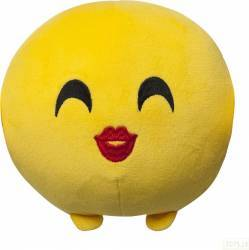Perna Din Plus Rotunda Emoticon Kissing 11cm
