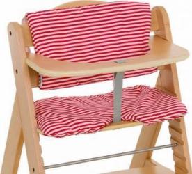 Pernita Pentru Scaunele de masa Alpha - Red Stripe Scaune de masa